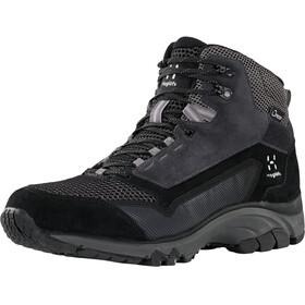 Haglöfs W's Skuta Proof Eco Mid Shoes True Black/Magnetite